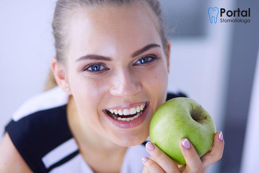 Dieta na mocne zęby
